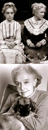 Lillian Gish in Arsenic & Old Lace (1969) Hambone and Hillie (1983)