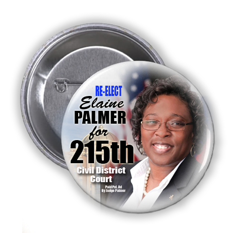 JUDGE ELAINE PALMER IS ASKING FOR YOUR VOTE IN THE TUESDAY, MAY 24, 2016 DEMOCRATIC RUNOFF