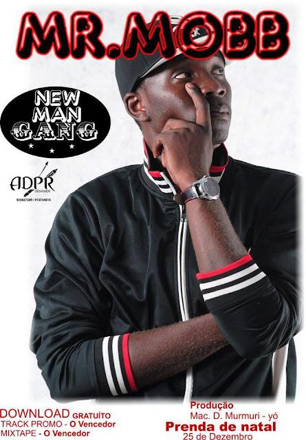 Rap Angolano - Mr. Mobb - O Vencedor