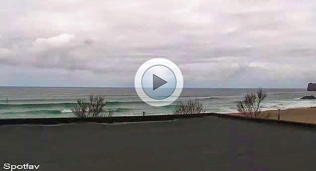 webcam playa de bakio bizkaia