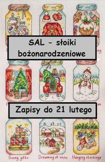 bożonarodzeniowy SAL- odc. 7