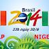 Soi kèo cá dộ World Cup 2014 : Pháp vs Nigeria 23h00 30/06