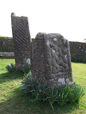 Celtic Crosses from 9th Century Cornwall