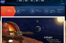 La NASA nos invita a enviar nuestro nombre a Marte