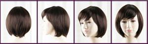 Short-Style Fashion Wig