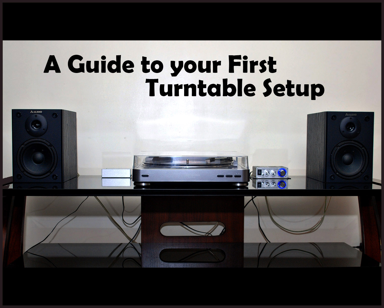 basic turntable setup nothing sounds as wondrous as a
