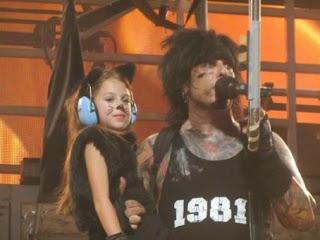 Nikki Sixx Children