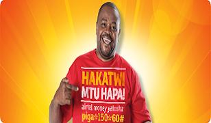 Hakatwi Mtu Hapa