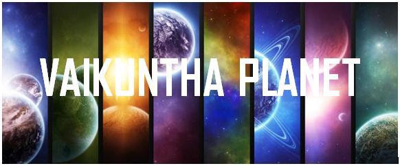Vaikuntha Planet