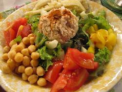 Tuna Salad Plate
