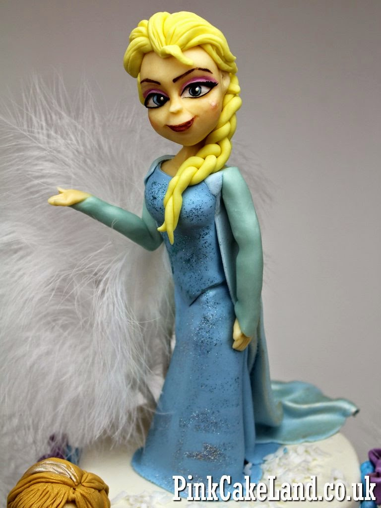 Frozen Cake Toppers, UK
