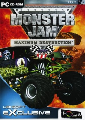 games monster jam: urban assault full cracked + rip soft