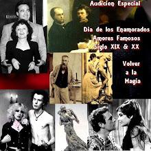 Especial Dia de los Enamorados Grandes Amores del siglo XIX y XX