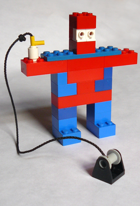 Make believe lego spiderman and pirate friends - Lego spiderman 3 ...