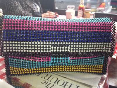 Jewel by Lisa clutch - iloveankara.blogspot.co.uk