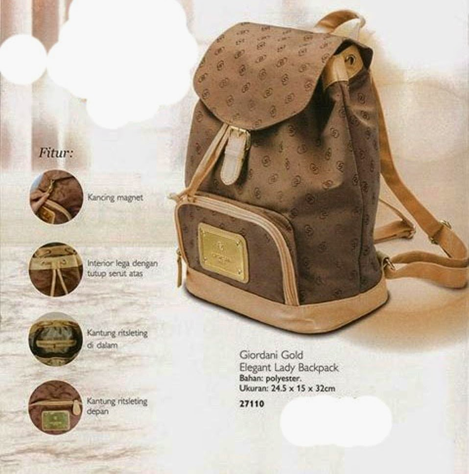 Oriflame Lady Backpack