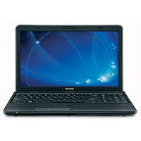 Toshiba Satellite Pro C650-EZ1561 laptop