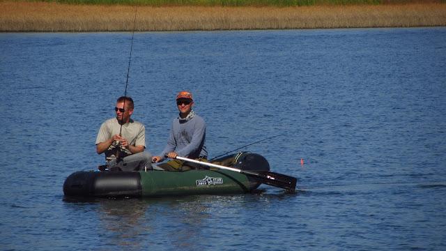 Рыбалка в пойме Волги