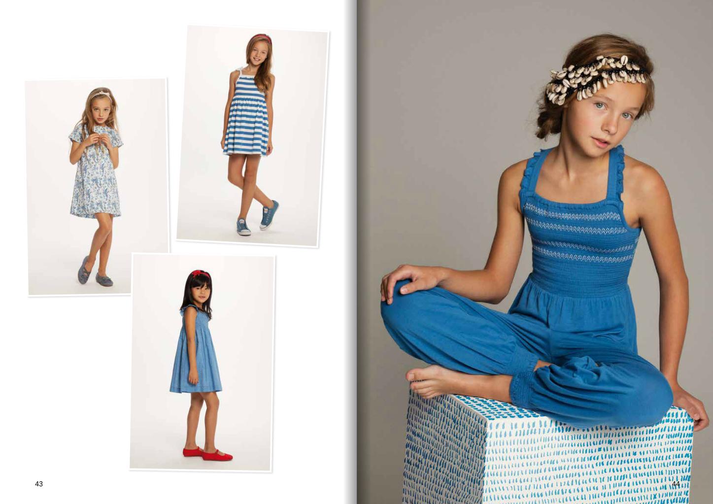Desde bebé a adolescente, la moda lo es todo!!!!