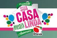 Promoção Sua casa mais linda Aniversário D'Avó www.suacasamaislinda.com.br