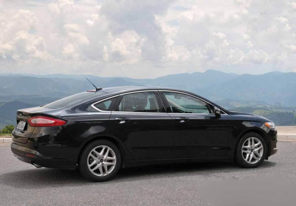 Ford Fusion Flex 2013 Pre 231 O Consumo Fotos E Ficha T 233 Cnica Car Blog Br