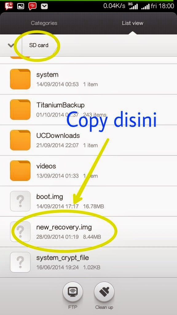 Cara Install Custom Recovery Redmi Note, custom recovery, twrp 2.7, twrp 2.8.1, cwm