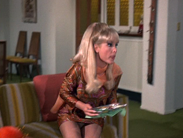 barbara eden in shorts
