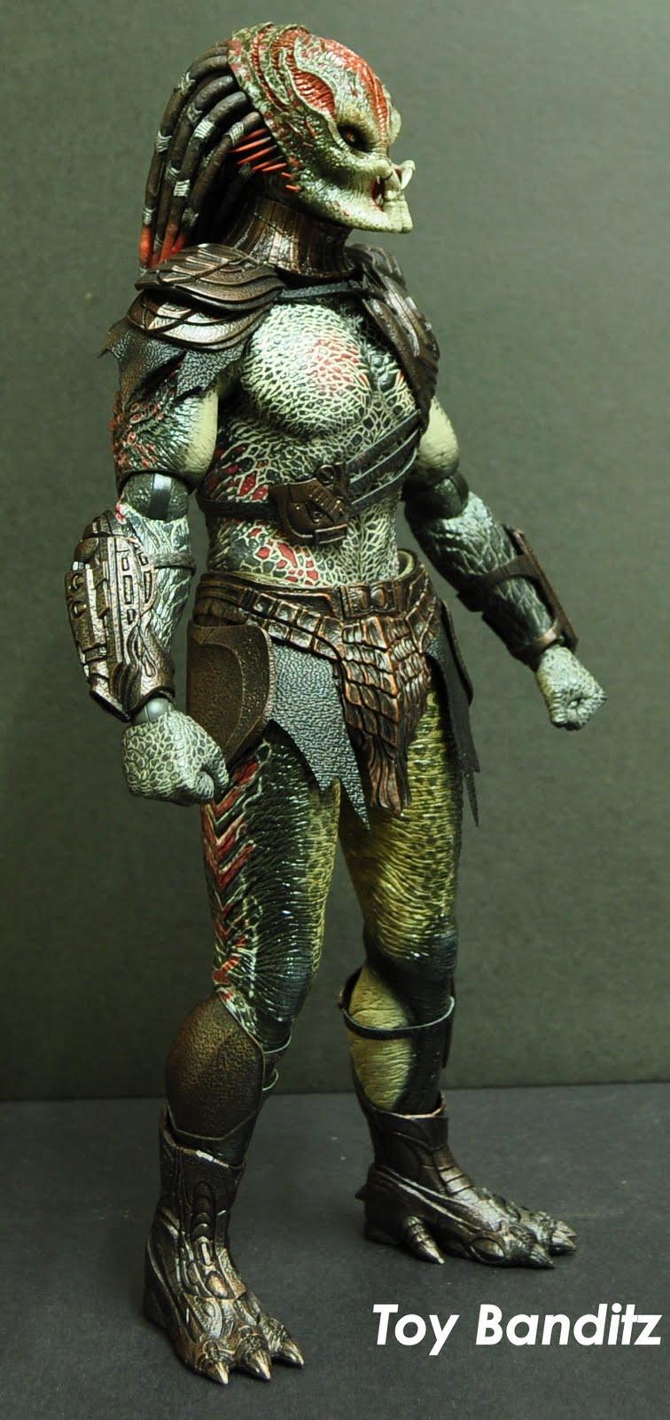 Toy Banditz Berserker Predator By Hot Toys