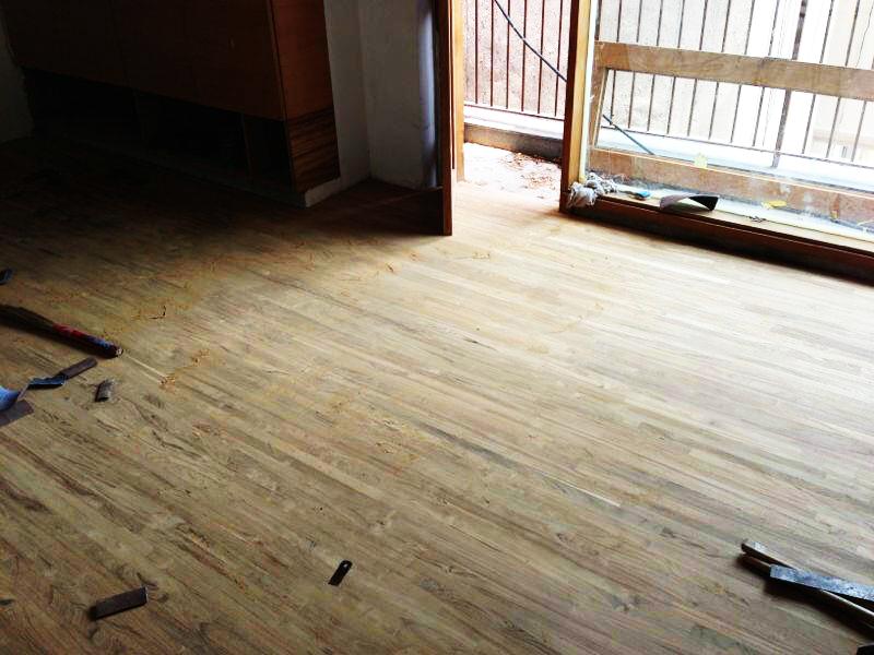 Akda Amit Khanna Design Associates Reclaimed Wooden Floors