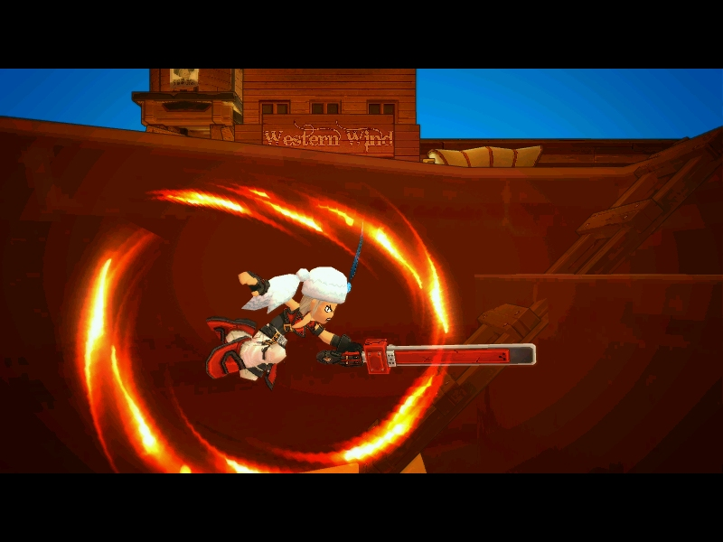 gambar yg keren keren dari game lost saga loh nih liat picture lost