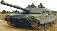 C1 Ariete MBT
