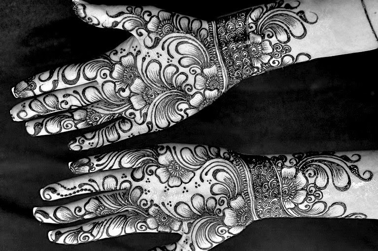 Indian Mehndi Designs Bridal