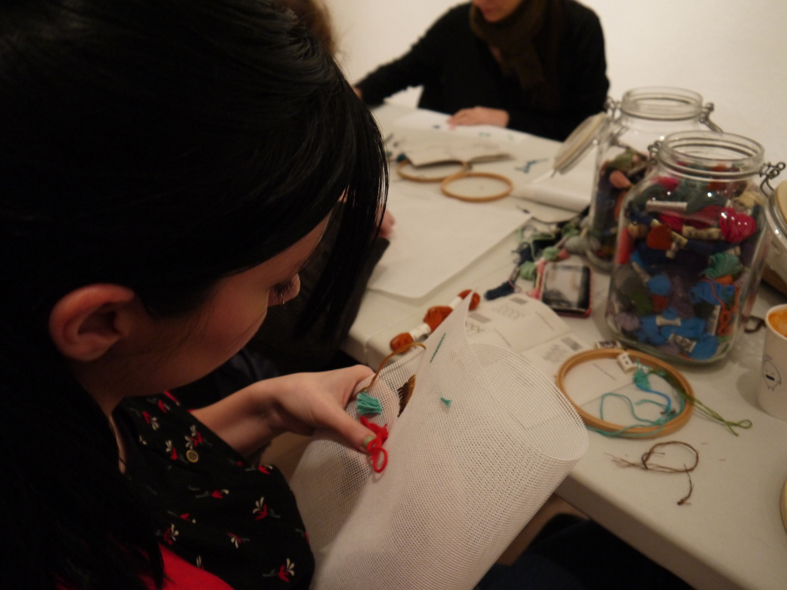 Domingo de invierno taller tapicer a - Talleres de tapiceria ...