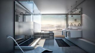 Baños Modernos, parte 2