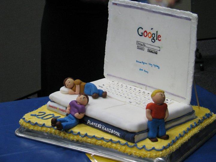 Family Fun Birthday Cakes Book