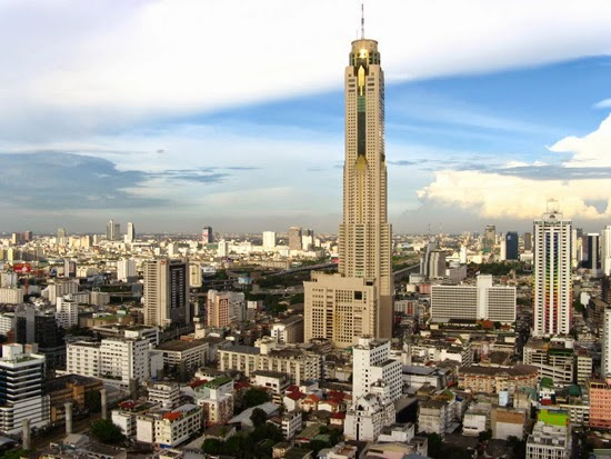 """Kết quả hình ảnh cho Baiyoke Sky – nhà hàng xoay 86 tầng cao nhất Thailan"""""""