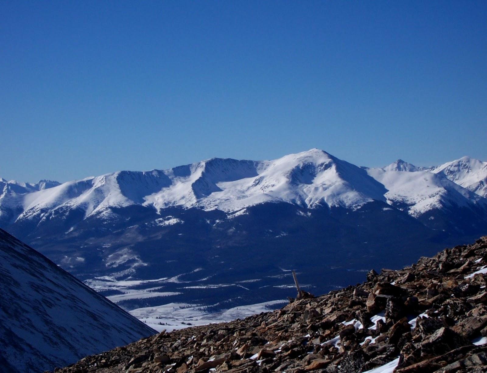 Mount Elbert  Photos Diagrams amp Topos  SummitPost