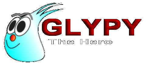 Glypy the hero