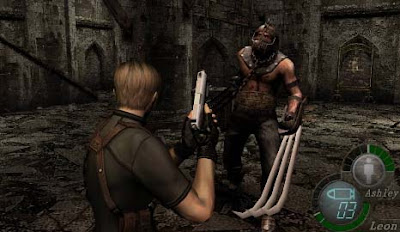 Free Download Games Resident Evil 4 Full Version For PC