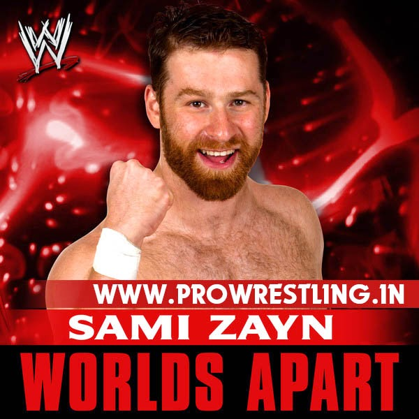 "Music » Download Sami Zayn 2014 Official Theme Song ""Worlds Apart"" By ""CFO$"" Free"