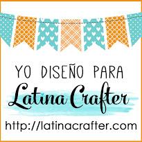 Latina Crafter sellos en español
