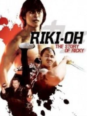 Quả Đấm Thép - Riki-Oh: The Story of Ricky