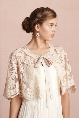 Lace Cover Up For Strapless Dress | Weddings Dresses