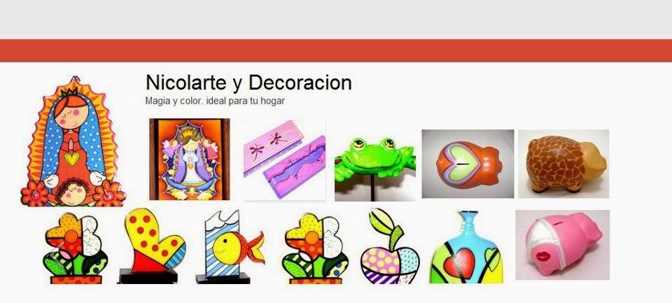 Nicolarte y decoracion