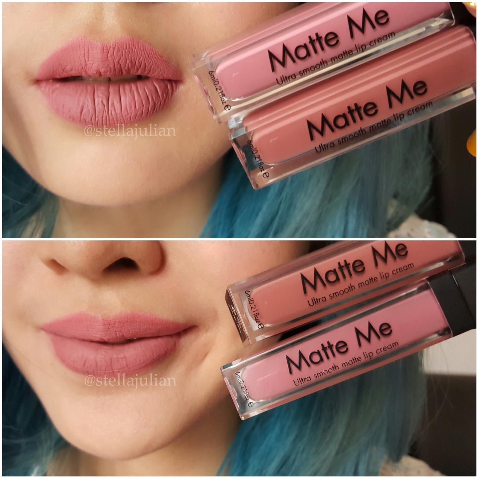Sleek makeup matte me bittersweet mugeek vidalondon