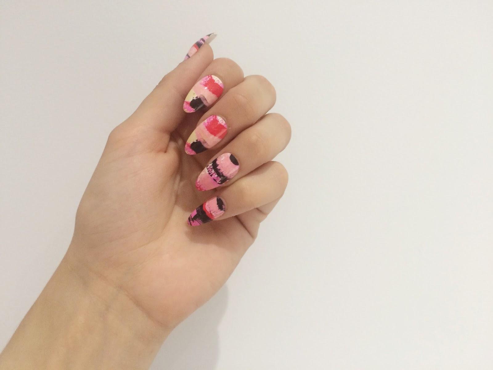 Review | Wah London Nails | Blog | What Cat Says