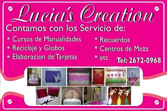lucias creations