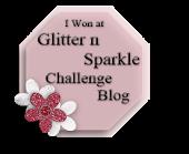 Glitter N Sparkle Challenge 24 Winner