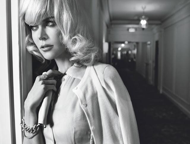 Nicole Kidman & Clive Owen in W Magazine May 2012 by Emma Summerton
