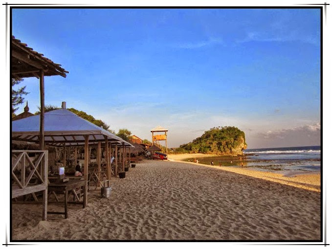 Indrayanti Beach Resort